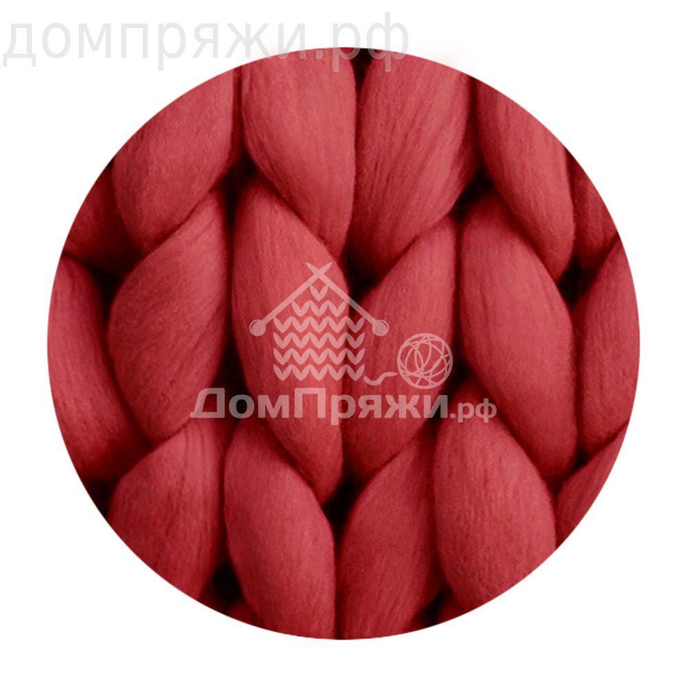 Толстая  объемная пряжа для вязания руками 100  шерсть